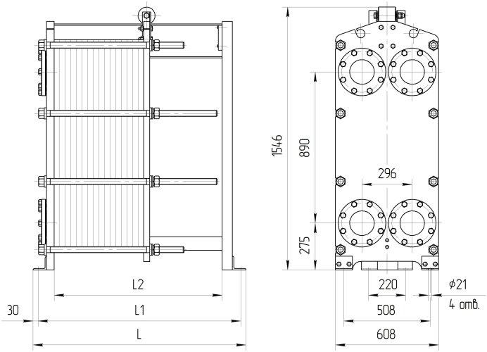 Уплотнения теплообменника Ридан НН 41 Хасавюрт теплообменники в сфере жкх